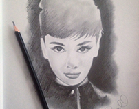 Audrey by Gary Rudisill