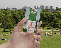 Coca-Cola Tickets for Park Lives Event