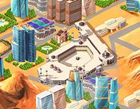 City Of Mecca (Demo Game)