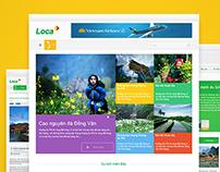 Website loca travel