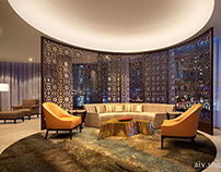 Interior Hotel in UAE