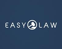 EasyLaw.com.hk Logo & Web Site Design