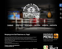 Website (FightHouse)