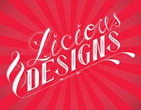 Licious Designs Logo
