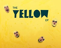 YELLOW CD cover (EP)