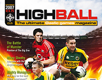 HighBall – The Official GAA Monthly Magazine