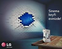 LG Facebook Visuals