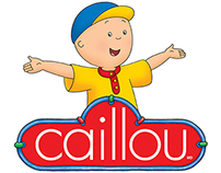CAILLOU BACKGROUNDS