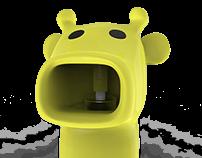 Lilhaler - Smart inhaler for childhood asthma