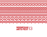 Indonesian Arts Festival 2013