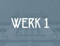 Restaurant Werk 1 // Corporate Design