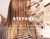 Stefanel // Costumized Website
