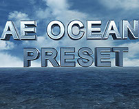 AE OCEAN based on 2D Layers - Experiment