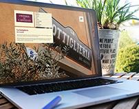 Web site Osteria del Castello