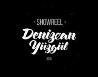 SHOWREEEL 2015