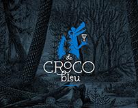 Le Croco Bleu