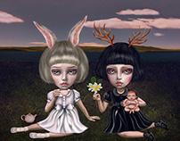 Illustration: Elaine