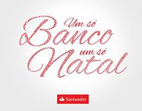 Proposta de Natal - Santander