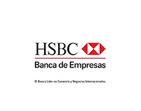 3D Animation for HSBC