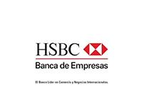 3D Animation for HSBC