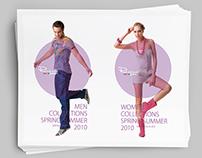 Retail catalog /  SS'10