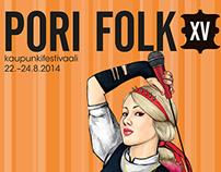 PORI FOLK XV