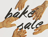 Monolog - Bake Sale Poster