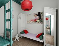 Dunja's room