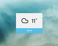 Weather - Widget