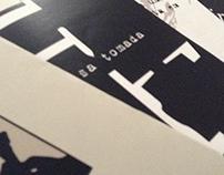 design editorial do livro Bestiário