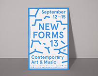 New Forms Festival 13