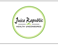 Juice Republic - Business Cards