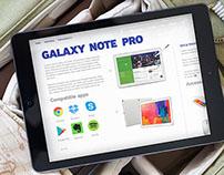 Samsung Concept App