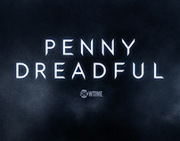 Penny Dreadful Digital Campaign