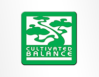 Logo Design: Cultivated Balance
