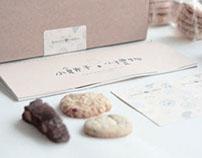 品墨良行|小餅干&小禮物|餅乾禮盒包裝|Packaging Design