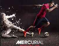Nike Soccer - Mercurial Launch (SU14) - Retail Partners