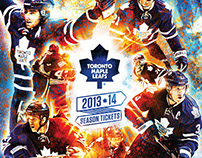 Toronto Maple Leafs 2013 Season Tickets