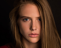 Model test - Erin at DNA Models