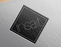 Insait. Self-Branding. Naming + Corporate Identity