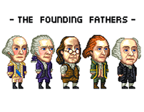The Founding Fathers (Happy 4th of July!)