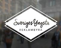 Sveriges yngsta reklambyrå. Gymnasiekampanj 2014