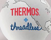 Thermos & Threadless