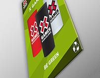 X Games Barcelona 2013 signage.