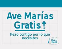 Ave Marías Gratis 2014