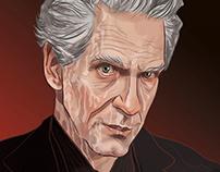 David Cronenberg for Kill Screen
