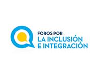 Foro por la Inclusión e Integración - MDS