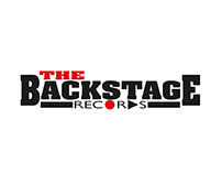 The Backstage Records logo