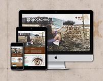 Geocaching-Landing Page