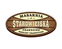 Masarnia Starowiejska logo